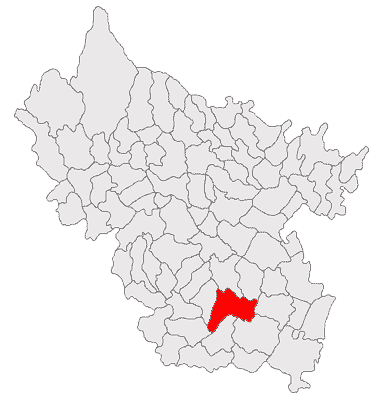Smeeni, județul Buzău